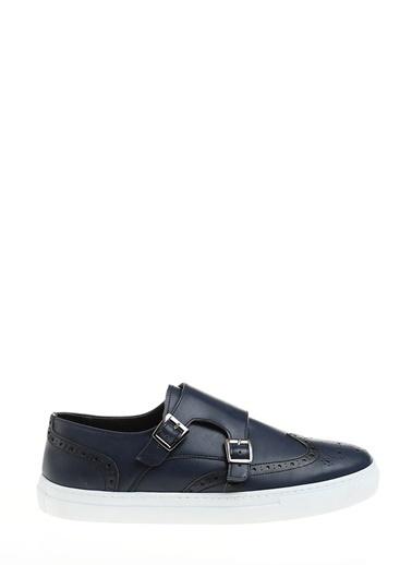 Derigo Tokalı Ayakkabı Mavi